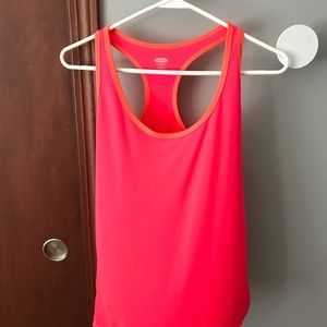 Old navy xs work out tank